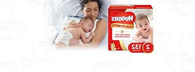 Huggies Little Diapers, Size Count, GIANT PACK Packaging