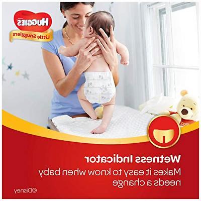 Huggies Little Baby Diapers, 2, 132 Count, GIANT
