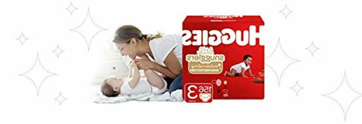 little snugglers baby diapers size 3 156