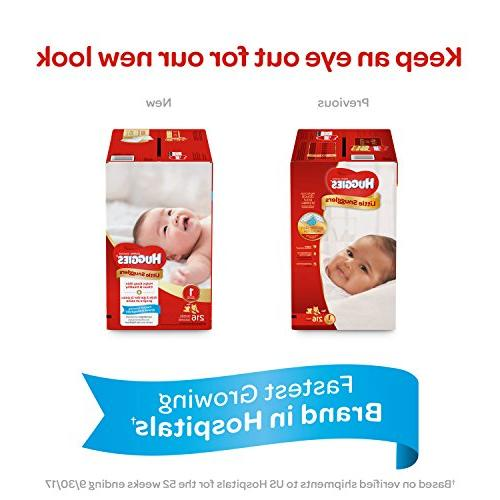 Huggies Little Diapers, Size 4, Count,
