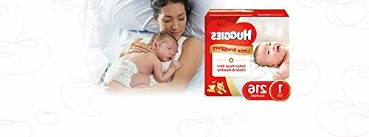 little snugglers diapers size 1 216 ct