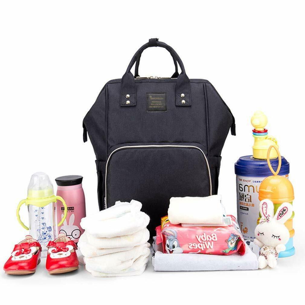Living Diaper Bag Multi-Function Backpack