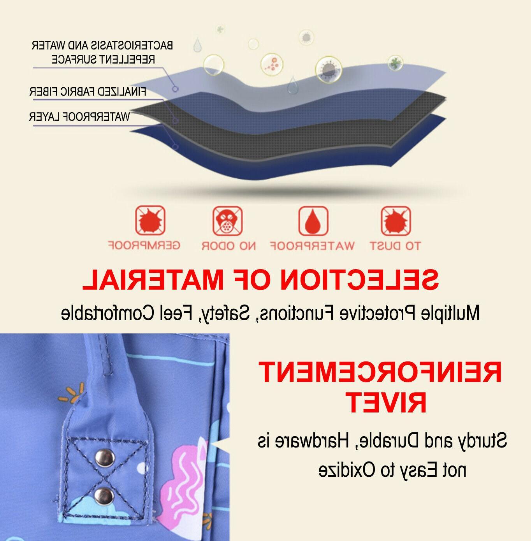 Living Traveling Diaper Waterproof Backpack