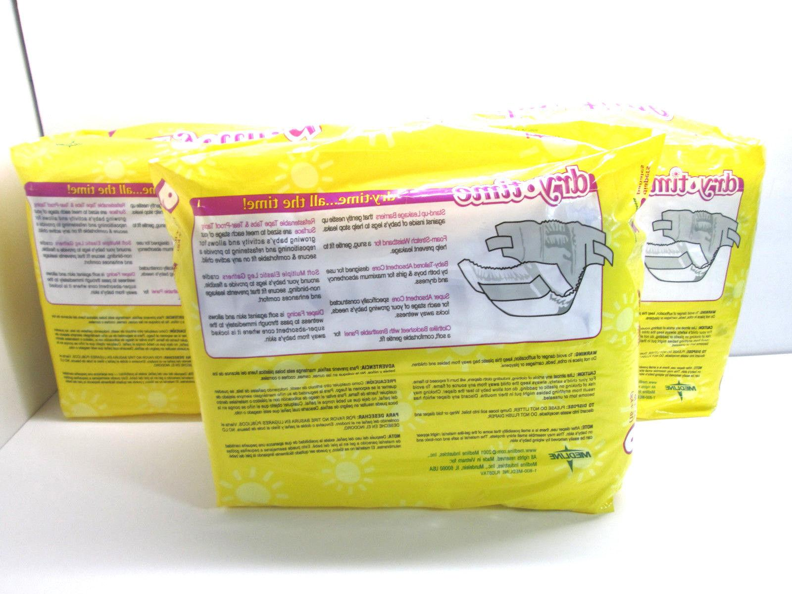 Lot 3 2001 Diapers & Girls