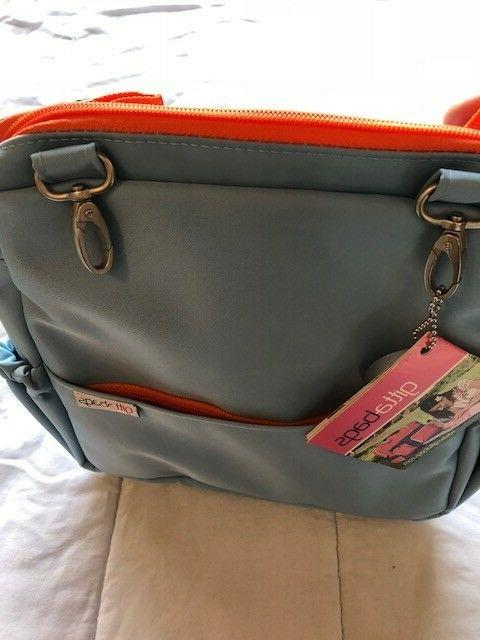 Lot of diaper bags by