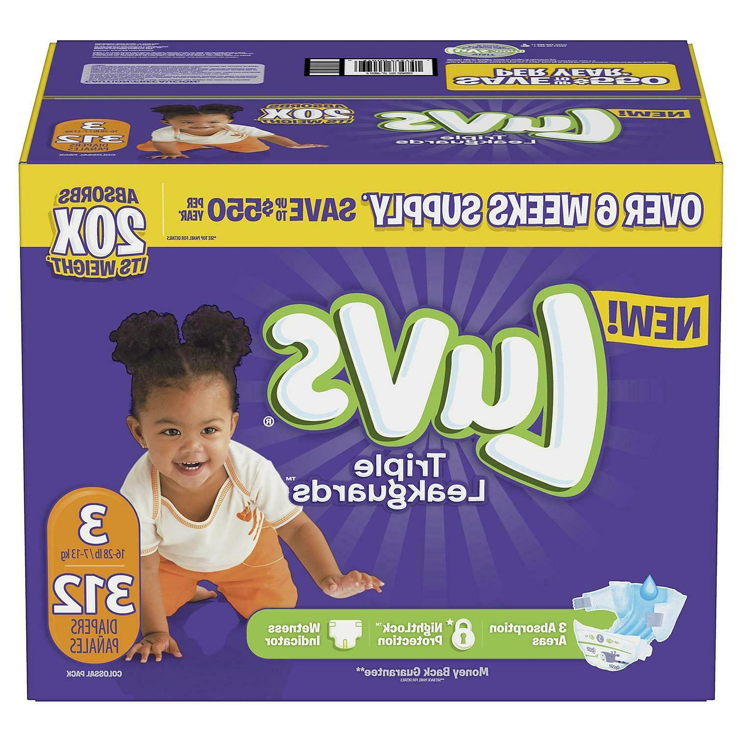 low stock size 3 baby diapers ultra