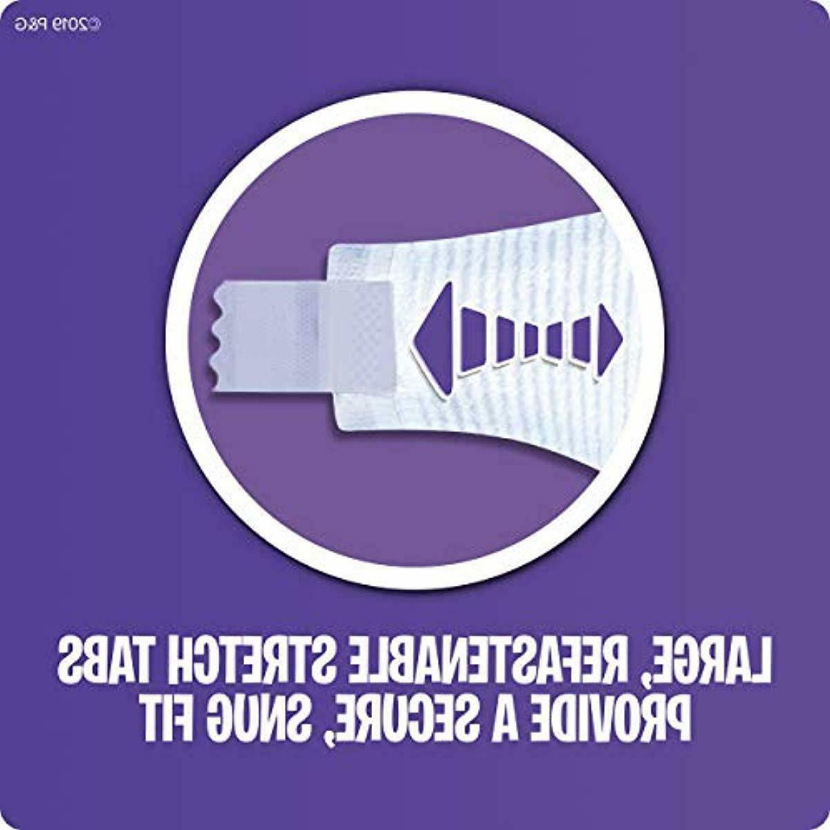 Diapers 172 Count Leakguards Disposable Diapers, ONE M