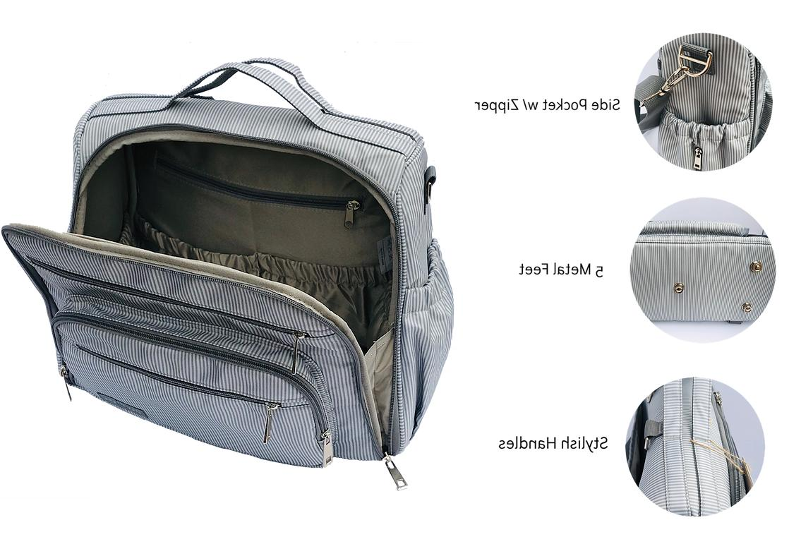 Waterproof Capacity Maternity Mummy Nappy Backpack