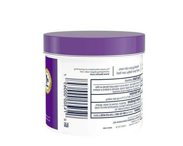 Desitin Strength Baby Diaper w/Zinc Oxide SHIP