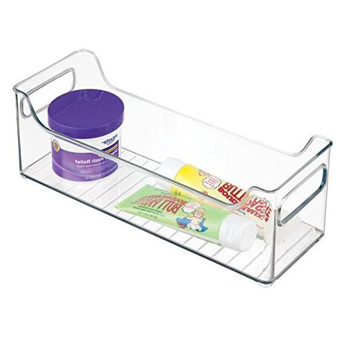 mDesign Nursery Organizer Bins for Clothes, Toys 4, 5""