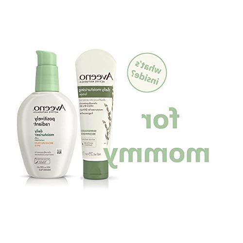 Aveeno Baby Care Baby Mommy Nourishing Skincare Gift 8 items