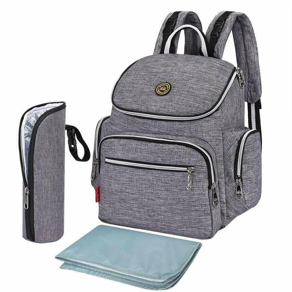 Backpack Pad and Portable