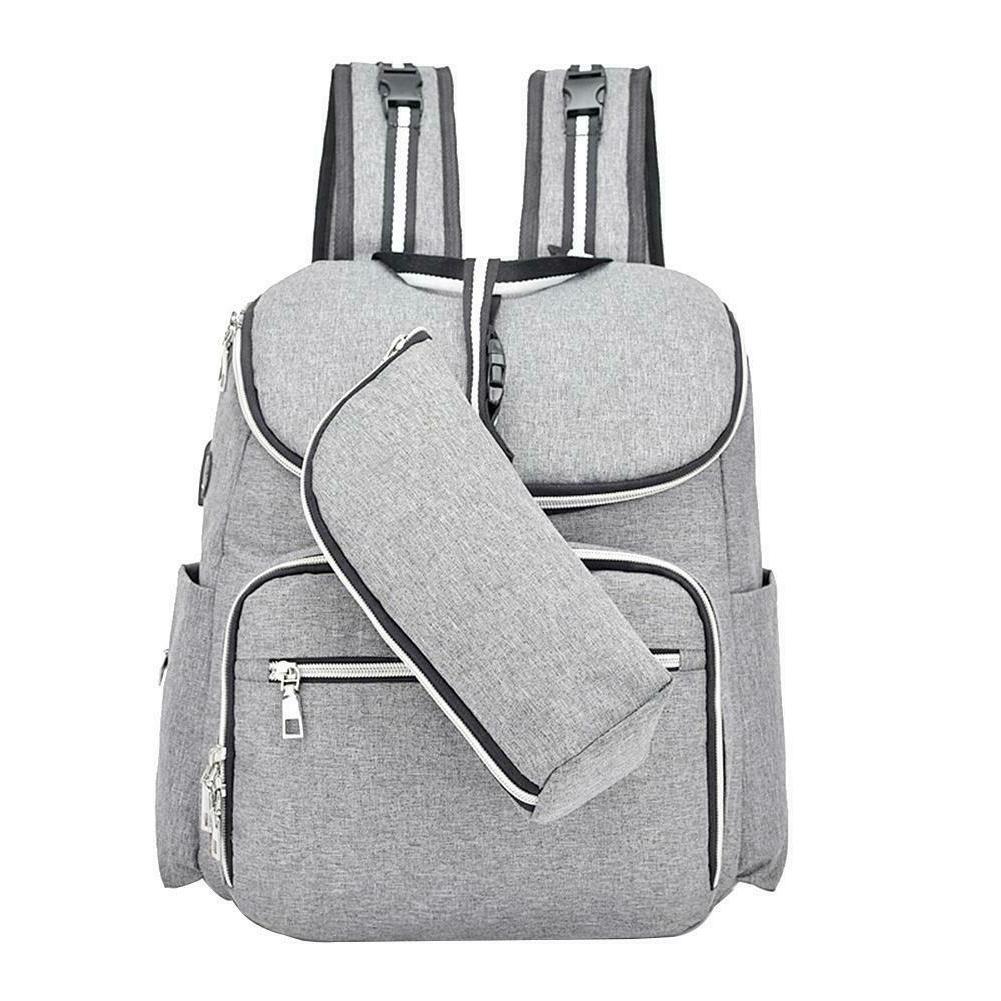 Multi-function Diaper Backpack Capacity