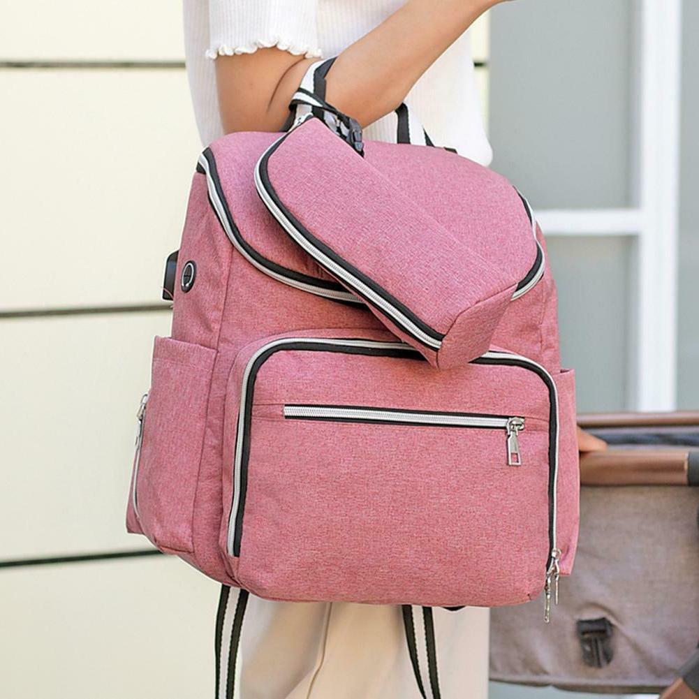 Multi-function Backpack Capacity Handbag