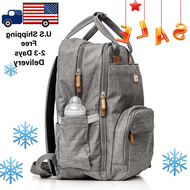 multi function diaper bag backpack baby travel