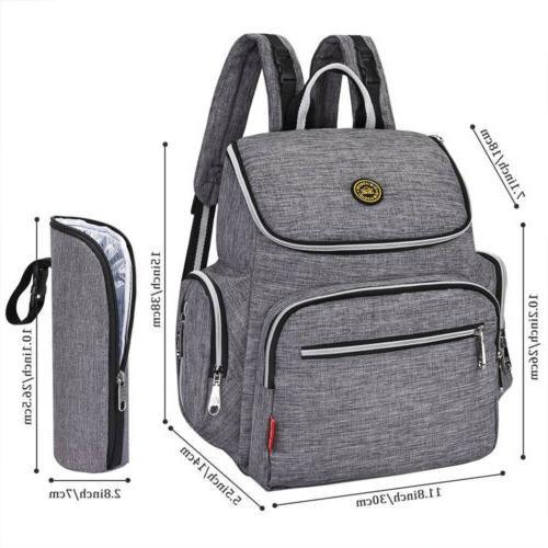 Multi-Function Diaper Bag Bags Change