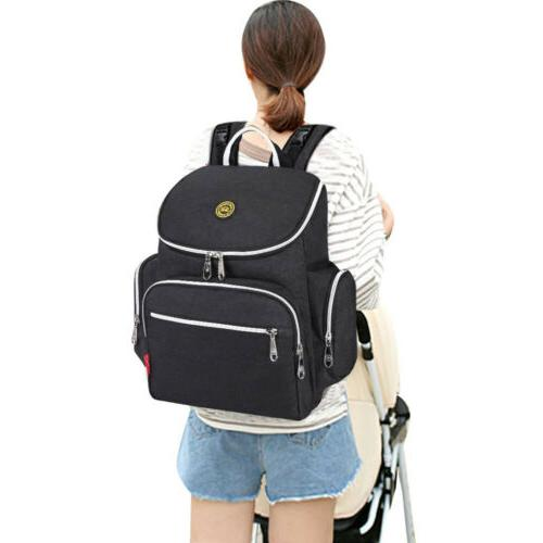 Multi-Function Bag Travel Nappy Bags Pad