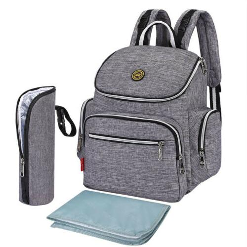 Multi-Function Waterproof Diaper Bag Bags