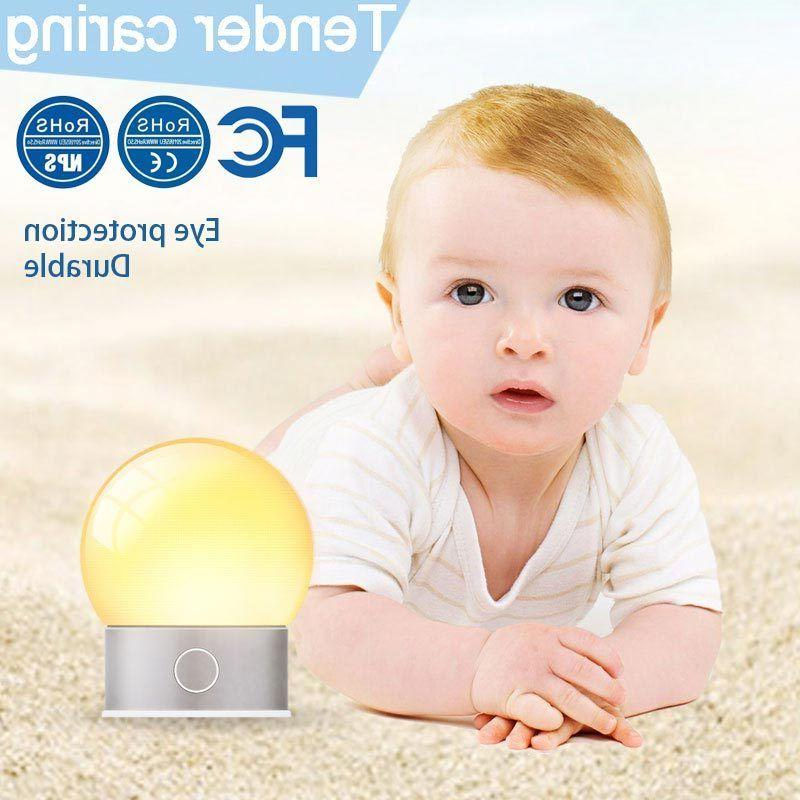 Multi functional Large Baby Mummy foldable&LED Night Light