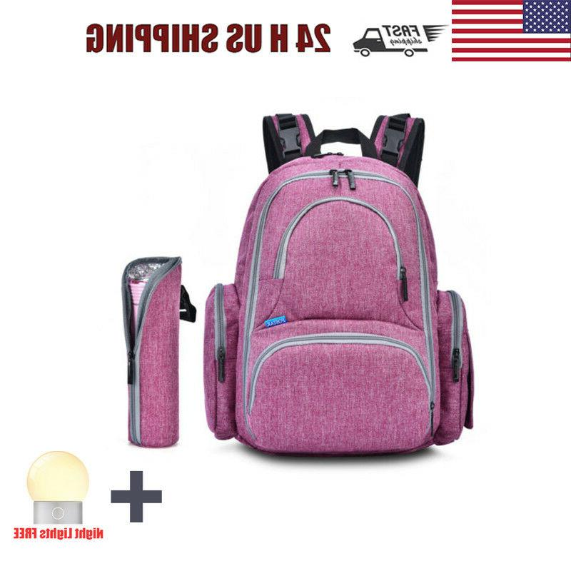 multi functional large baby mummy backpack diaper