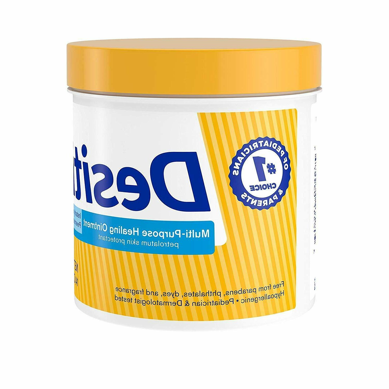 Desitin Multipurpose Baby Rash Ointment Protectant oz