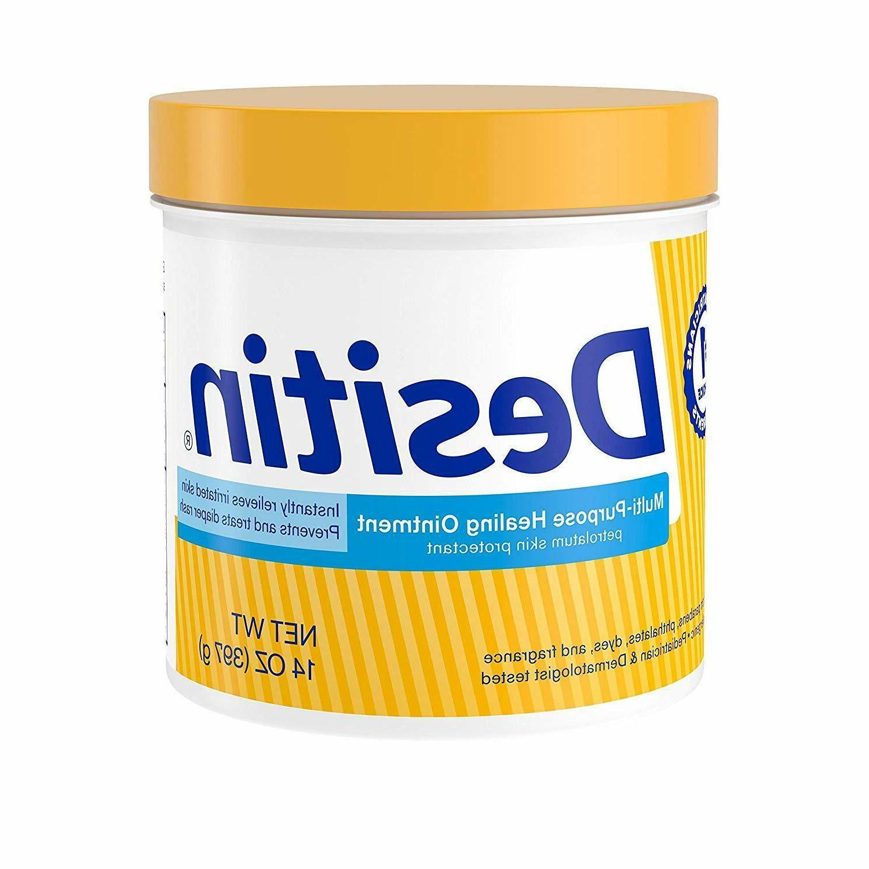 multipurpose baby diaper rash ointment and skin