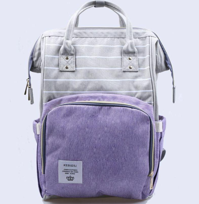 Mummy Backpack Capacity Nappy LEQUEEN Travel Day Pack