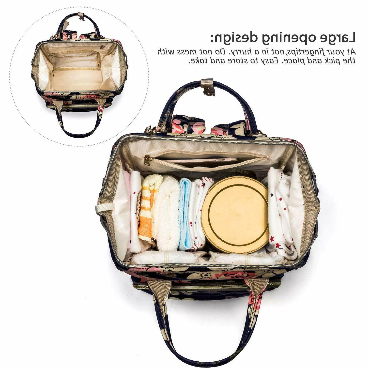 Mummy Nappy Diaper Big Travel Nursing