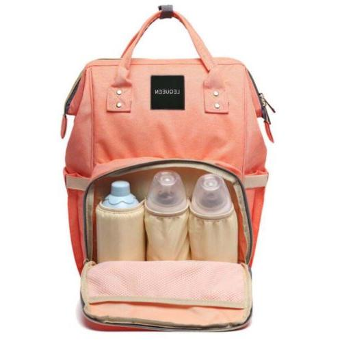 2018 Changing Bag Multifunction Nappy Backpack Newborn