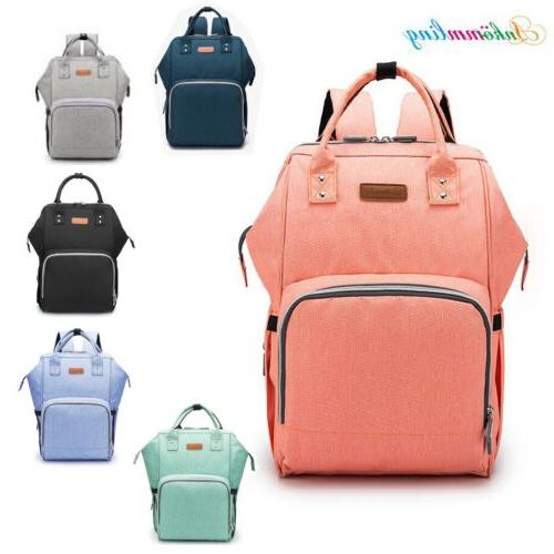 Mummy Maternity Nappy Bag Large Bags Travel Women