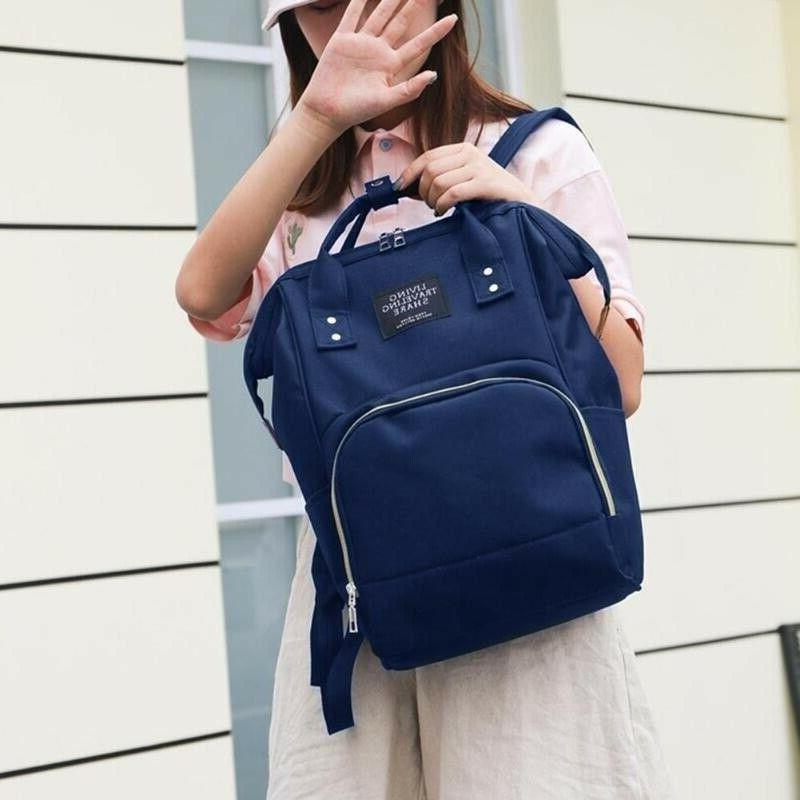 Mum Maternity Nappy Bags Large Capacity Bag Travel Handbag