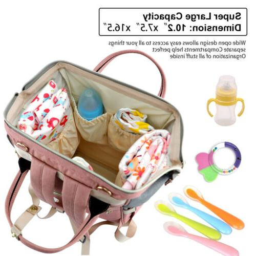 Mummy Maternity Nappy Bag Large Capacity