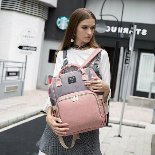 Mummy Nappy Bag Capacity Bag