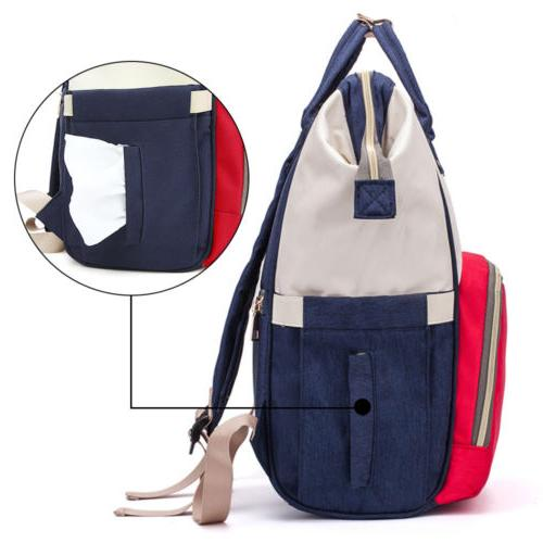 Mummy Diaper Bag Travel Backpack