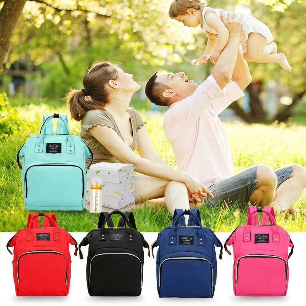 Mummy Baby Maternity Nappy Diaper Bag Large Capacity Travel