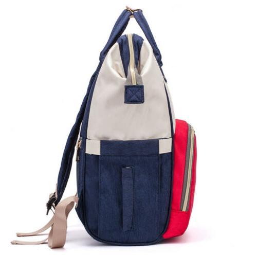 Mummy Mom Diaper Baby Travel Handbag