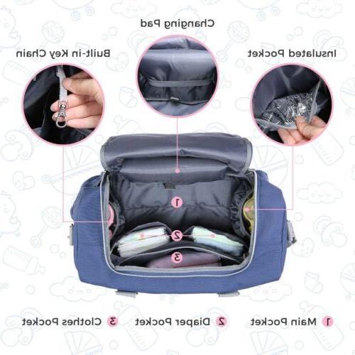 Nappy Bag Baby Nursing for &