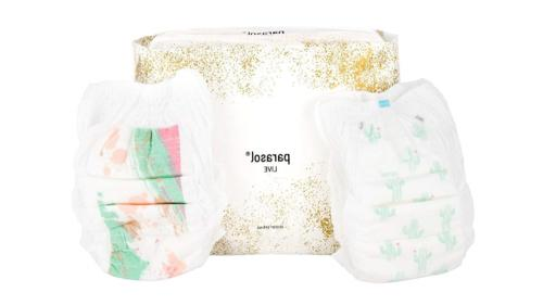 natural baby diaper pants chlorine free chemical