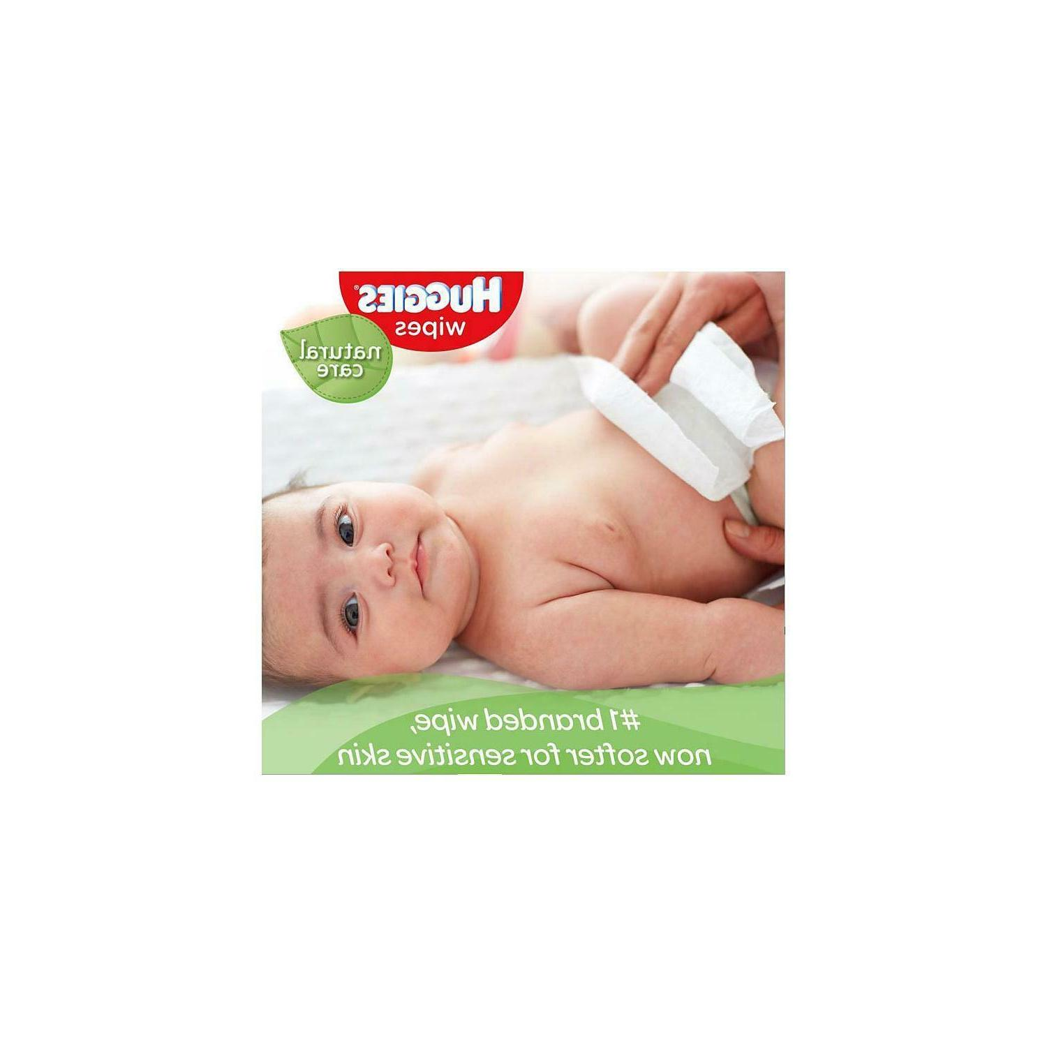 Huggies Baby Wipe Fragrance Alcohol Free