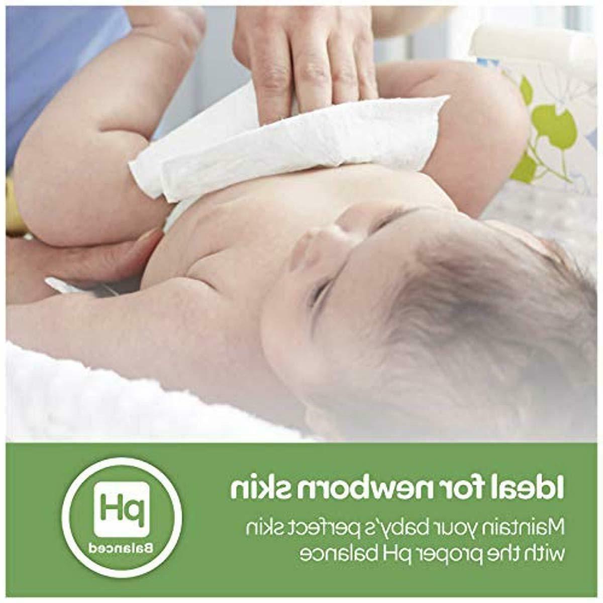 HUGGIES Baby Wipes, Disposable Flip-top