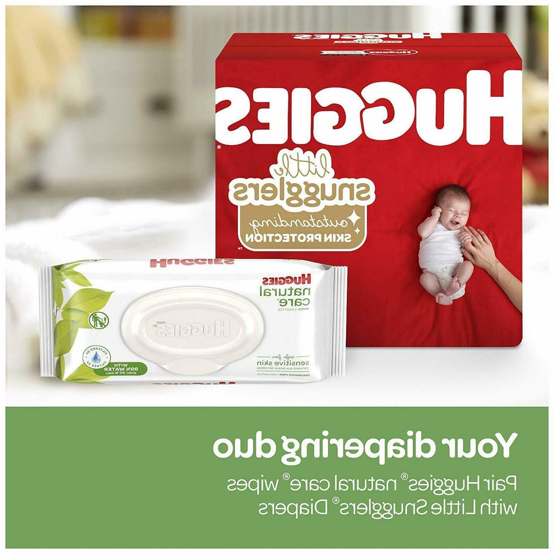 HUGGIES Care Baby Sensitive