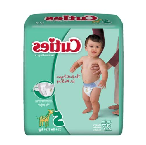 new baby diapers size 5 27 lbs