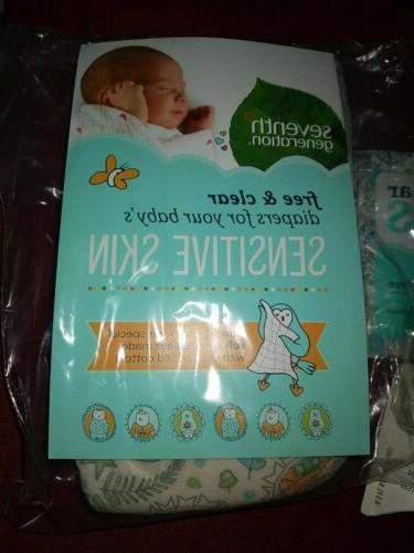 New Seventh Box 2 Wipes & Baby Care