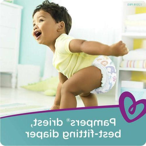 Pampers Diapers Size 6, 108 Count, SUPPLY,New