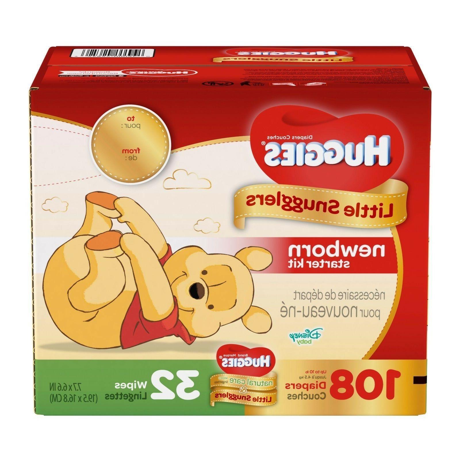 new little snugglers newborn starter kit 108