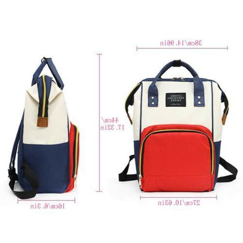 Diaper Bag Large Changing Baby Travel Handbag