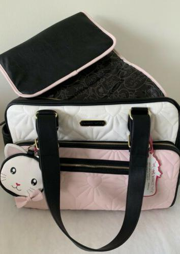 NEW BETSEY Diaper Bag Weekender MSRP FREE SHIPPING