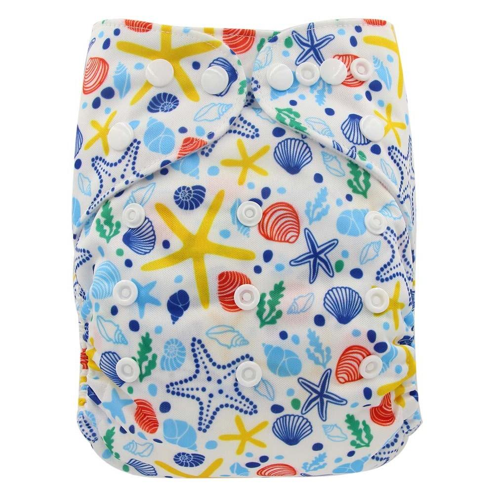 Ohbabyka New <font><b>Diapers</b></font> Cloth Washable Lavable Nappy Nappies