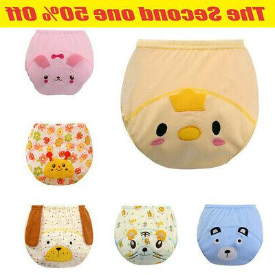 newborn baby reusable nappy diaper training pants