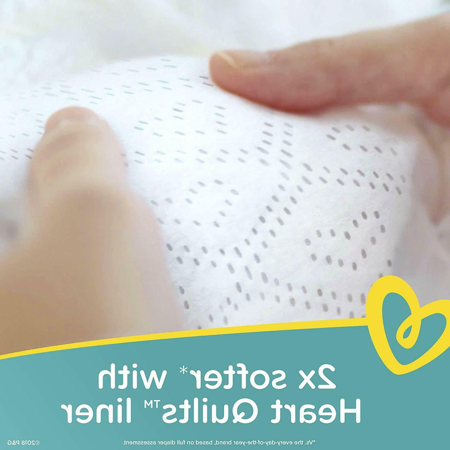 Pampers Size-2 Count Swaddlers
